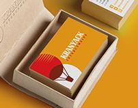 Kranyack Intercâmbios | Branding