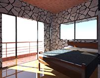 Proyecto Diseño de Interior Casa