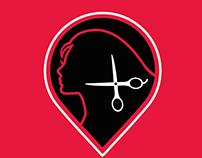 HairSALON logo para APP
