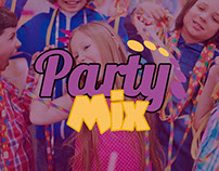 Party Mix | Brand design