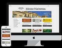 Layout Museu Nacional