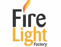 Logo Fire Light Factory