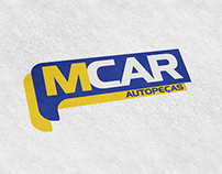 MCAR Autopeças / Branding
