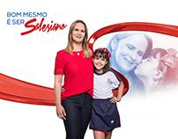 Campanha de Matriculas - Salesiano RN