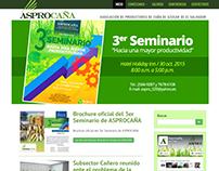 ASPROCAÑA - Website