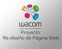Proyecto Universitario: Re-diseño de Página Web.