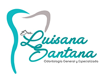 Brand design for a dental professional