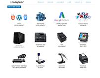 Web Page & E-commerce Today Tech 2