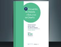 Diseño editorial - Memoria y ponencias