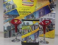 Diseño de Stand para exposiciones