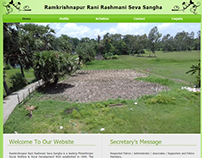 Website Development for RRRSS