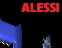 ALESSI advertising