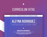 Curriculum Vitae - 2017