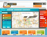 ZonaMx, Sitio innovador de inmuebles