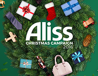 Aliss Chistmas Campaign 2016-2017