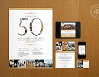 Projeto Gráfico: 50 anos da Igreja SUD em Alagoas