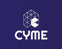 CYME | Rebranding