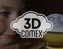 Branding: 3dComex