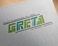 Logo Greta and Web