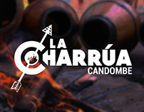 La Charrúa Candombe - LOGOTIPO