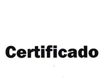 Certificados 2017