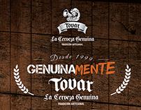 Cerveza Tovar y HefeWeizen Website