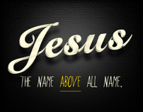 Jesus - The Name Above All Name