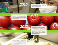 Refricon Alimentos || Site