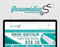 Desenvolvimento Web - Paramédicos