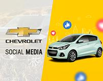 Chevrolet Social Media