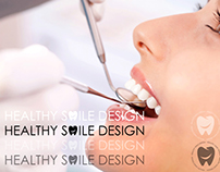 Logo Healthy Smile Design