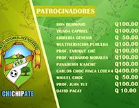 PATROCINADORES DE UN CLUB!