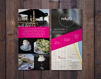 Nakaffa: Flyer