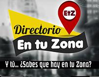 Directorio En Tu Zona - Mapas de zona?