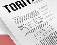 Editorial 1.0 - Tipografía Longinotti II