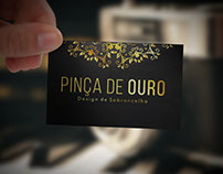 Cartão de visita Design de Sobrancelha