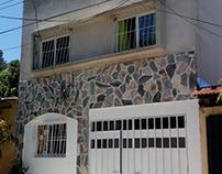 Remodelación casa de habitación.