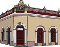 Ilustraciones edificio