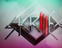 Skrillex- Logo Animation