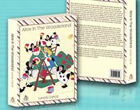 Livro Alice - Figurativa