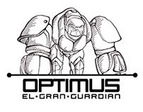 Infografia Optimus Prime