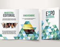 DIPTICO - EXPO EDITORIAL