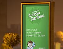 Promoção - Buscou Ganhou