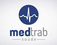 Medtrab saúde - Identidade Visual