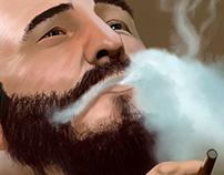 El Comandante Fidel