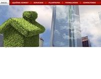 Plataforma para empresas de bienes raices 2013 - 2015