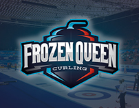 Frozen Queen Curling