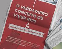 Horizonte Construtora - Campanha Institucional
