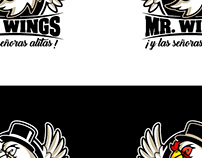 Mr. WINGS_Logotipo