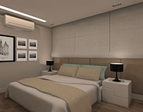 Quarto do casal  | Master bedroom